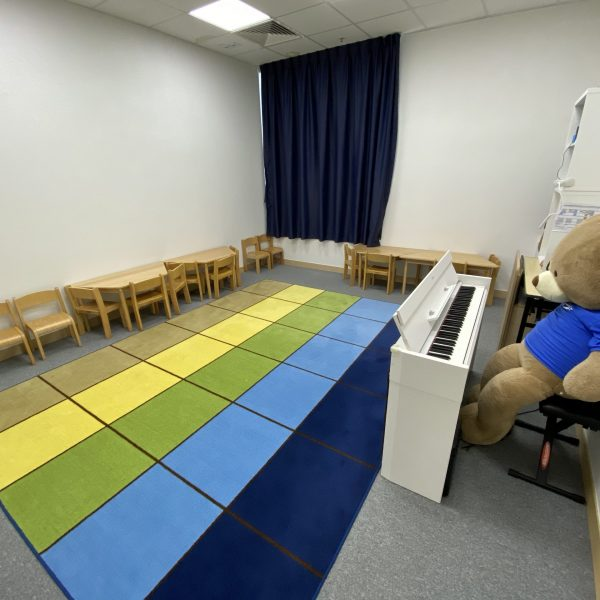 Music Room Two 1